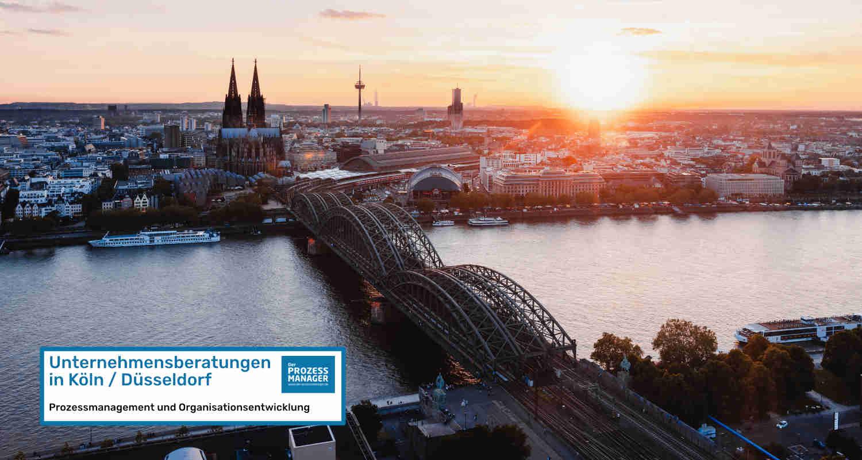 Berater Radar 2020: Unternehmensberatungen Köln und Düsseldorf