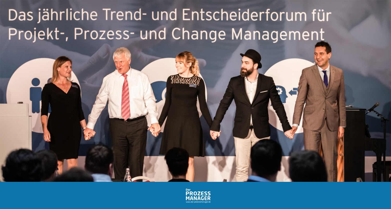 Christoph Burkhardt zum zweiten Mal bei den PM-Tagen 2020
