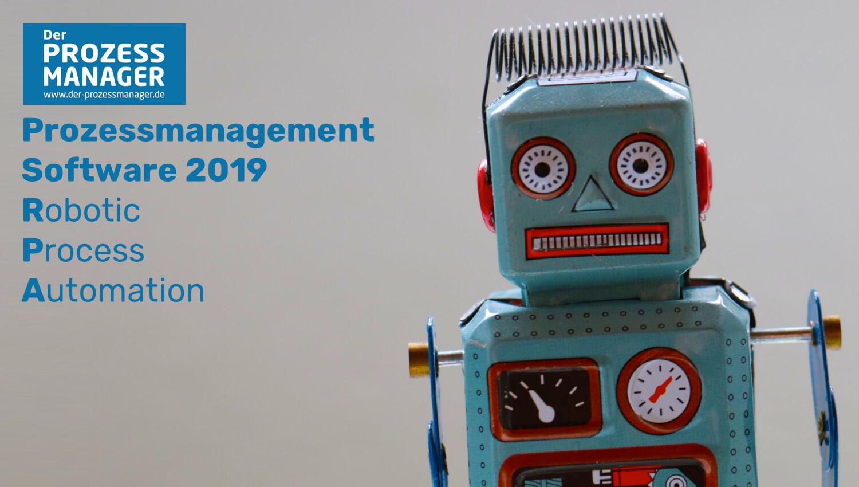 RPA Software Anbieter 2019 – Übersicht und Vergleich.
