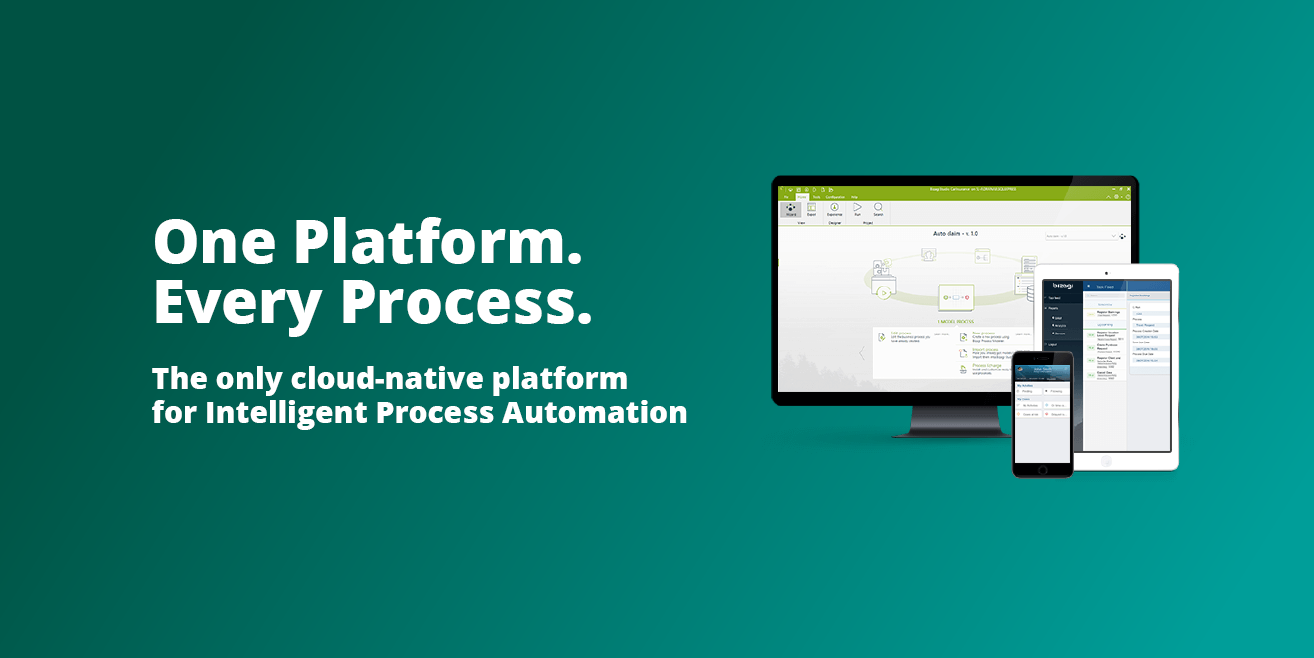 Bizagi – Intelligent Process Automation