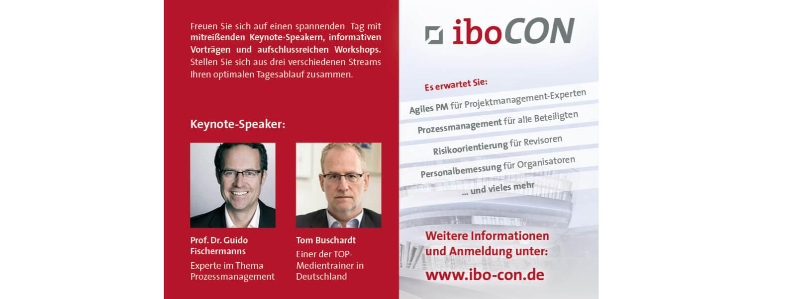 iboCON – Fachtagung mit Blick über den Tellerrand