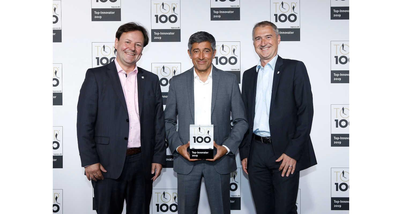 TOP100: inovoo erneut mit Innovationspreis