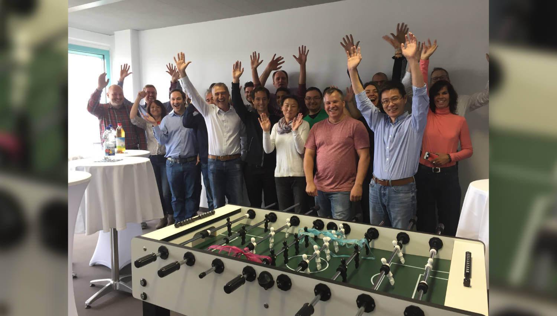 Innovationsführer baut Kapazitäten in Augsburg aus