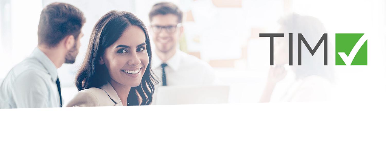 TIM Solutions – Digitalisieren Sie Ihre Prozesse