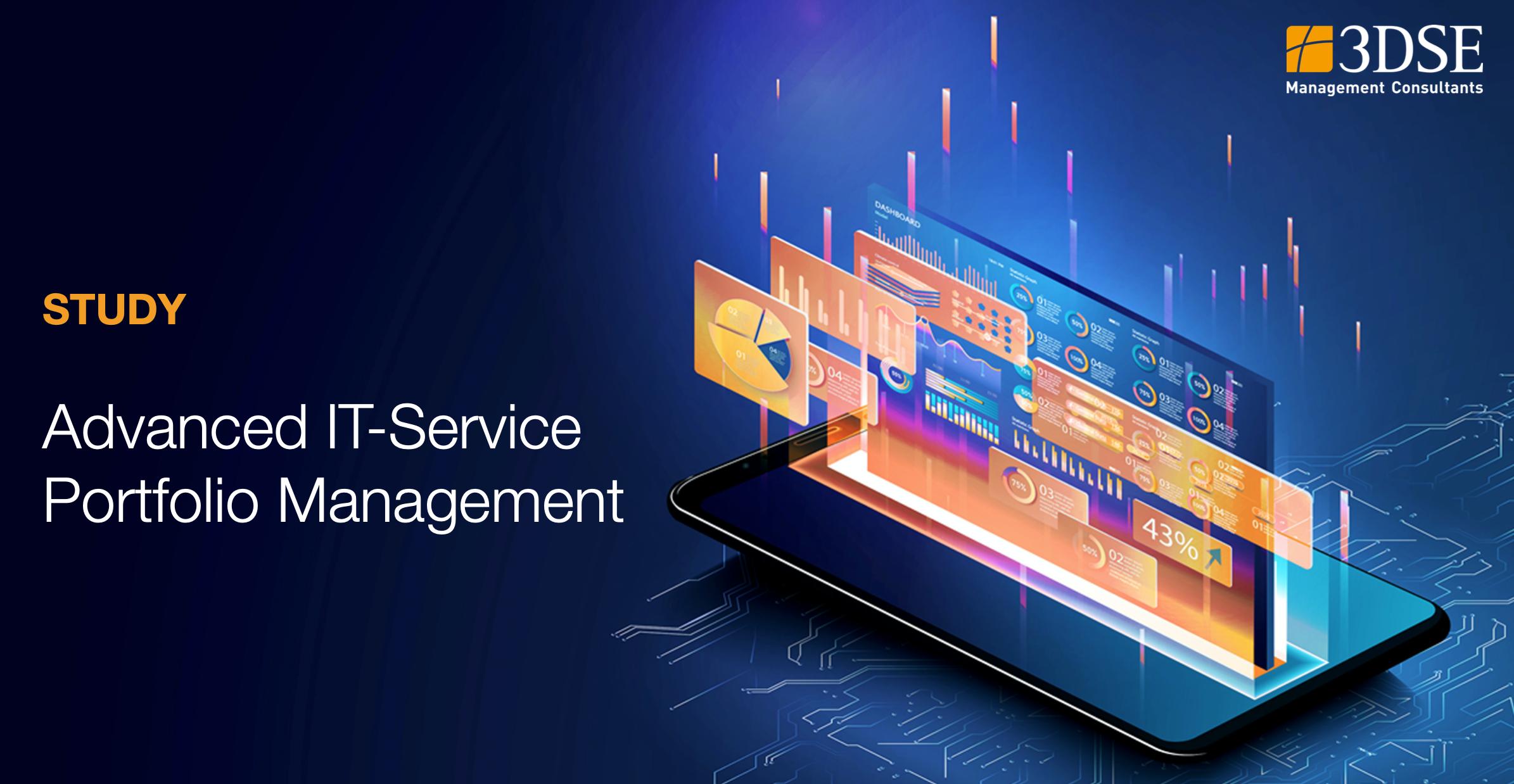 Advanced IT-Service Portfolio Management