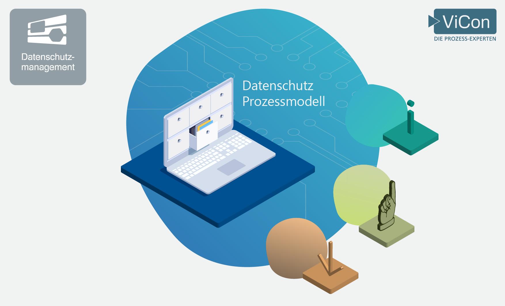 Schnell, einfach und kostengünstig zum professionellen Datenschutzmanagement-System