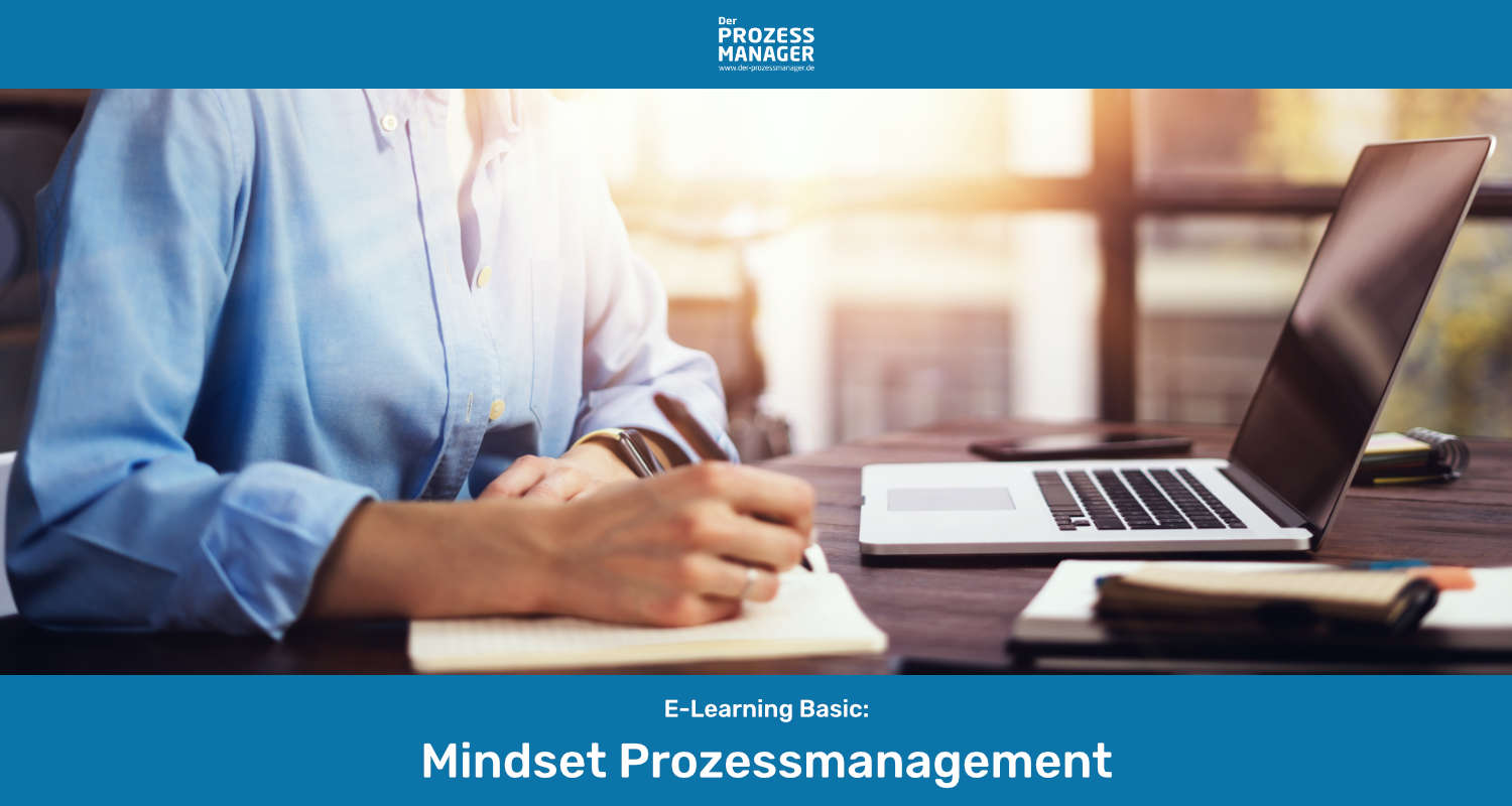 (E-Learning) Mindset Prozessmanagement