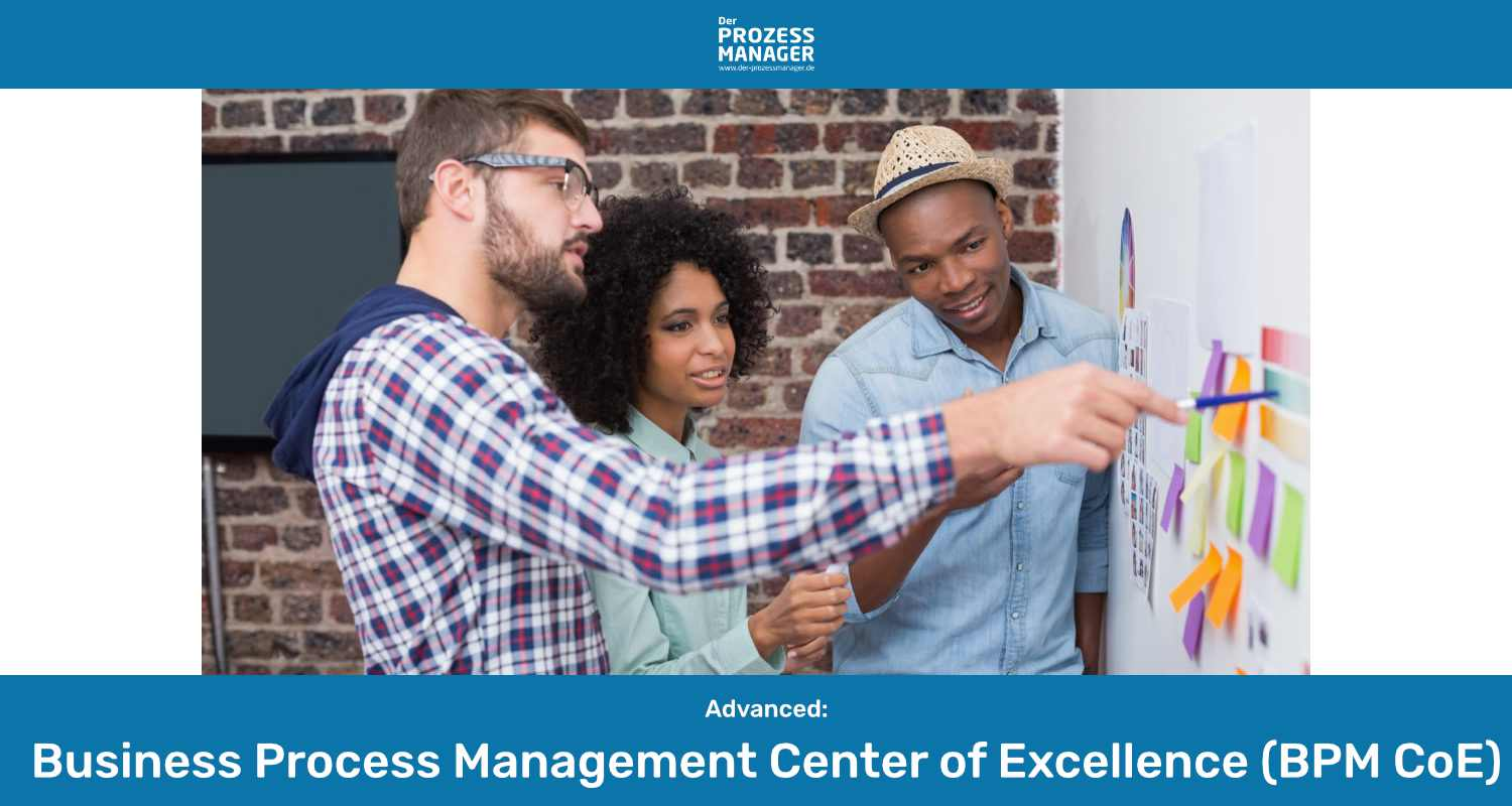 Business Process Management Center of Excellence (BPM CoE)