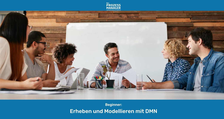 Erheben und Modellieren mit DMN