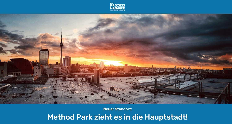 Method Park eröffnet neue Niederlassung