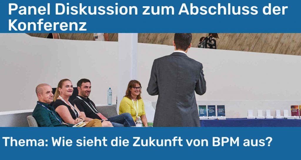 Foto: Panel Diskussion Wien
